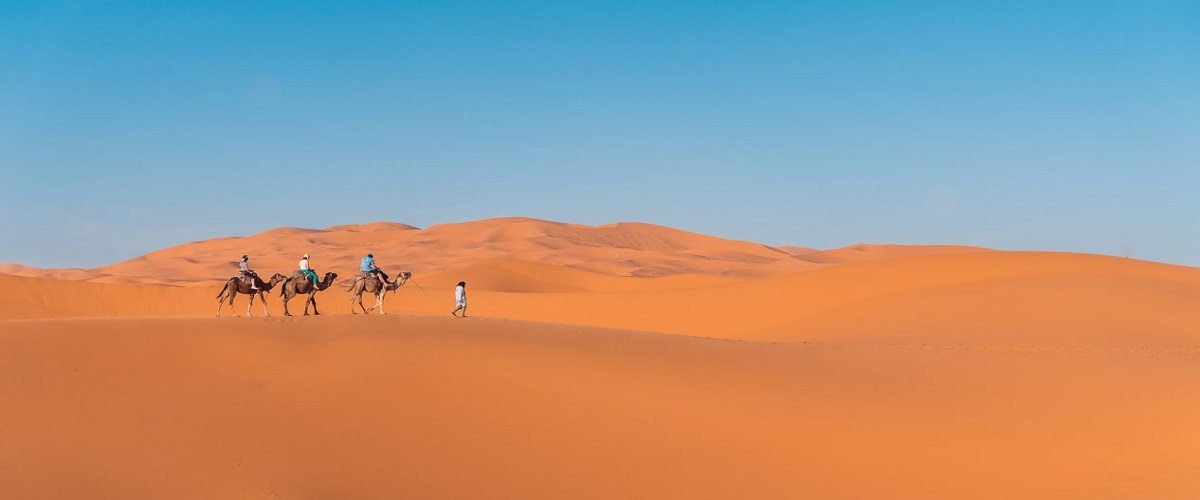 Morocco Sahara tour Marrakech Merzouga 4 Days