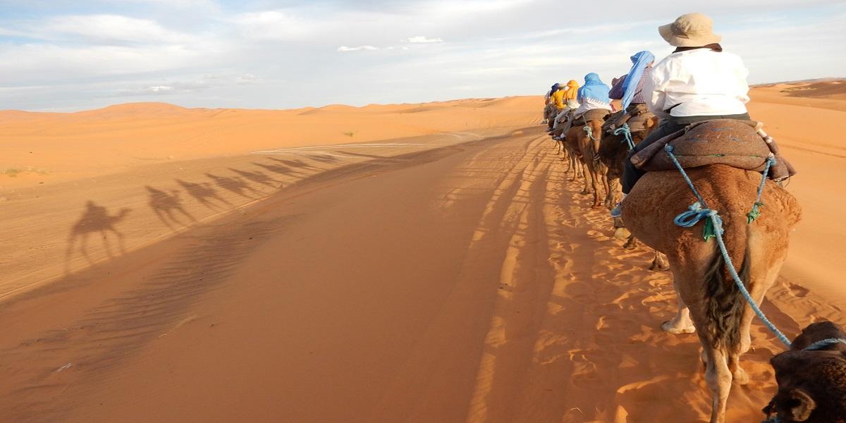 Tour 3 dias desde Casablanca a Merzouga desierto