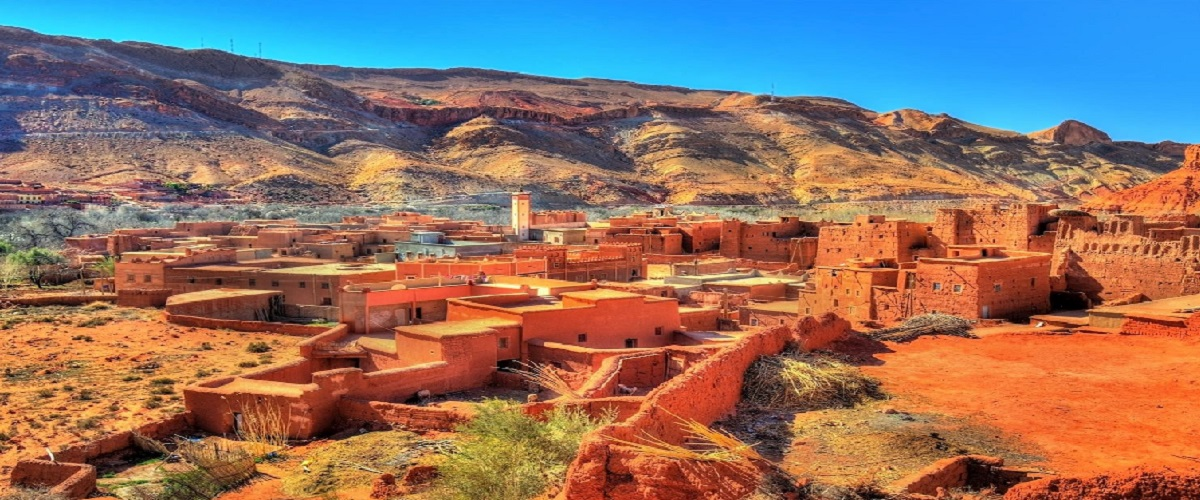 Morocco Family Tour Marrakech desert 4 Days