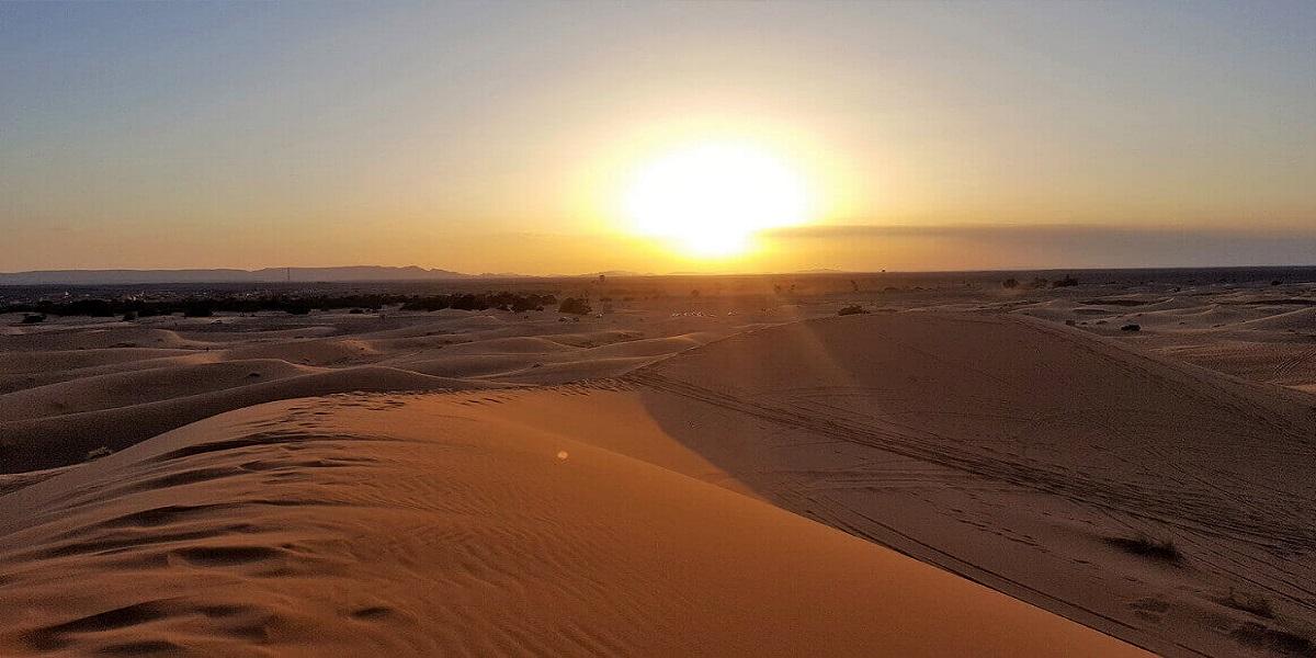 Viaje por el desierto de Marruecos Marrakech a Fez 6 dias