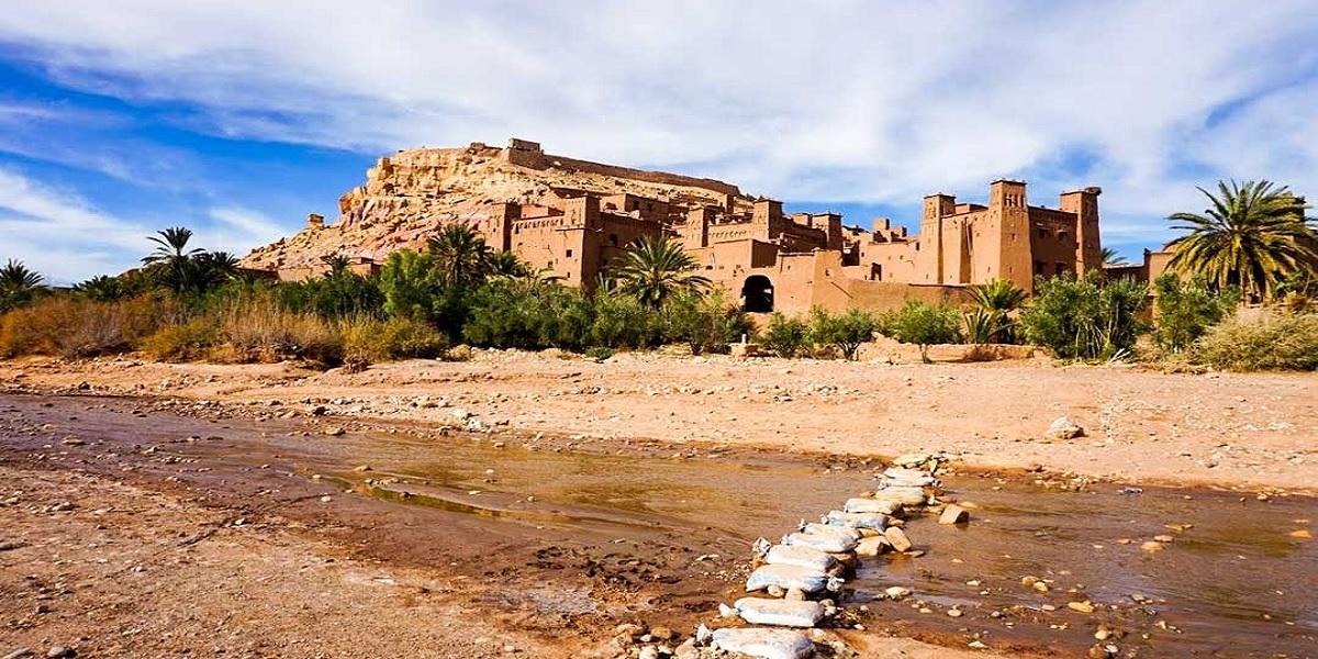 4 days Desert trip Fes to Marrakech