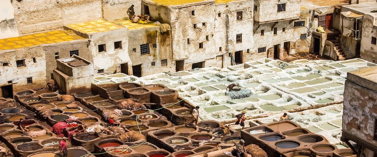 Morocco desert trip Marrakech Fes 6 Days