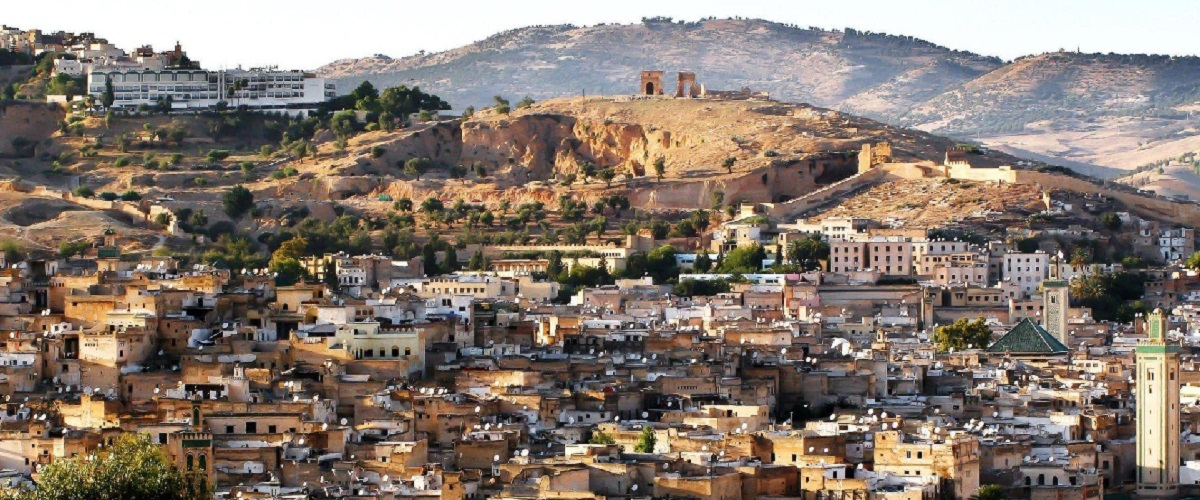 Morocco desert holiday Tour Fes Marrakech 4 days